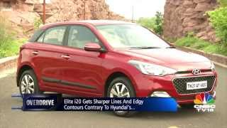 2015 Hyundai Elite i20 India first drive review