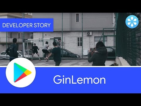 Android Developer Story: GinLemon - Breaking through with Google Play