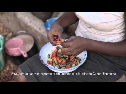 Plan Internacional - Mutilación Genital Femenina