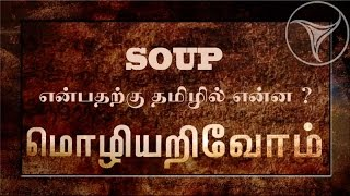 "Mozhi Arivom 04-08-2015 ""SOUP"" – Puthiya Thalaimurai Tv Show"