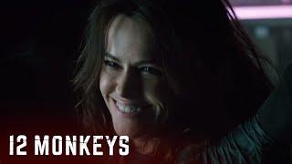12 Monkeys - Jennifer Goines: Crazy Good   Syfy - SYFY