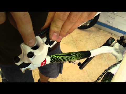 Manutenzione mtb: sostituzione pasticche freni a disco bikeinumbria.MP4