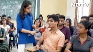 क्या डूसू अध्यक्ष की डिग्री फेक है? देखें युवा क्रांति का खास एपिसोड - NDTVINDIA