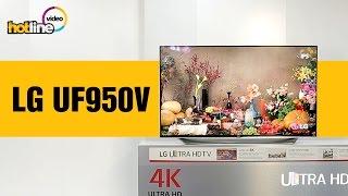 Обзор телевизора LG 65UF950V: что значит Super?