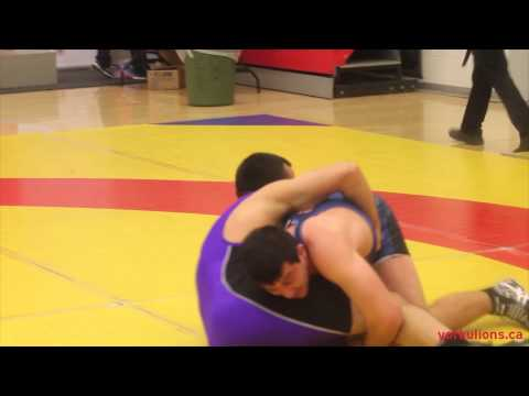 York Lions | Men's & Women's Wrestling - 2013 York Open highlights (Nov. 30, 2013)
