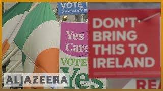 🇮🇪 Ireland votes on historic abortion referendum | Al Jazeera English - ALJAZEERAENGLISH