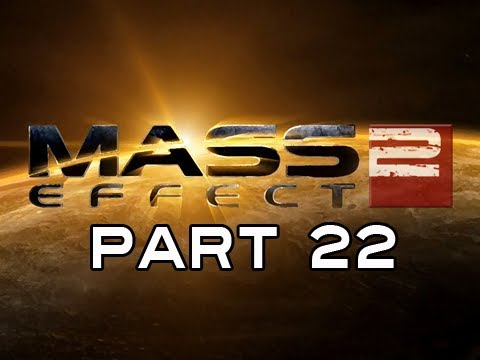Mass Effect 2 Gameplay Walkthrough - Part 22 Geth Colossus Let's Play