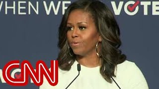 Michelle Obama: I am sick of all the nastiness - CNN