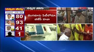 జేడీఎస్ జోరు.. మంతనాలు జరుపుతున్న హైకమాండ్| Karnataka Election Results effect in Delhi | CVR News - CVRNEWSOFFICIAL