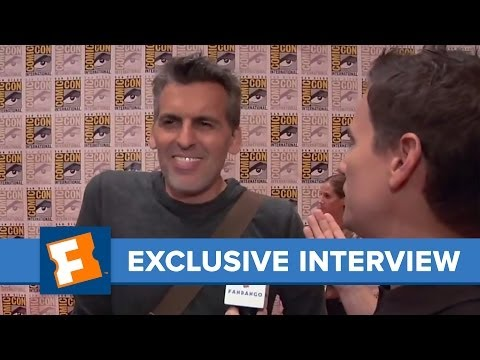 Fandango -- Exclusive Oded Fehr -- Comic-Con 2012 Interview