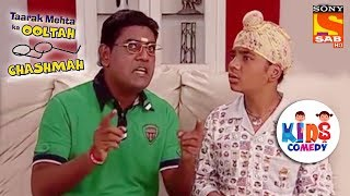 Gogi Takes Science Lessons From Iyer | Tapu Sena Special | Taarak Mehta Ka Ooltah Chashmah - SABTV