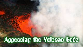 Royalty FreeAction:Appeasing the Volcano Gods