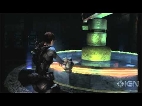 Resident Evil: Revelations - Casino Gameplay