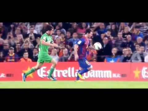 Lionel Messi All Goals And Skills - Whistle
