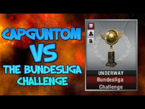 CapgunTom vs The Bundesliga Challenge Tournament | FIFA 13