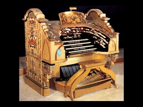 "Theatre Organ: ""Hooray for Hollywood"""