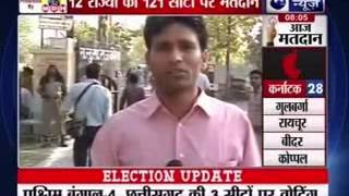 Second phase of polling begins in Uttar Pradesh - ITVNEWSINDIA
