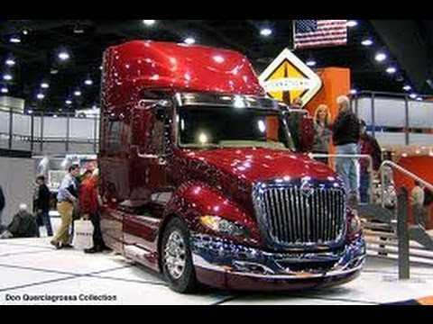 Caminhão Americano - International Prostar