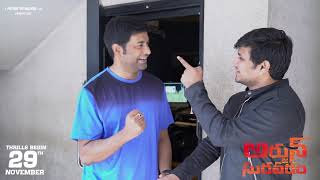 Arjun Suravaram releasing on 29 November - idlebrain.com - IDLEBRAINLIVE