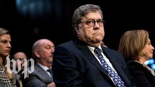 Barr: 'Yes,' coaching someone to testify falsely is a crime - WASHINGTONPOST