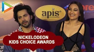 Deepika, Sonakshi, Alia Bhatt, Varun & Others At Nickelodeon Kids Choice Awards 2018 | Part 1 - HUNGAMA
