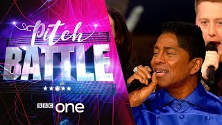 I'll Be There: Sgarmes ft Jermaine Jackson - Pitch Battle: Live Final | BBC One - BBC