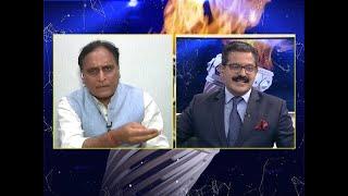 Power Play: Rakesh Sinha slams Congress' minimum income scheme - ABPNEWSTV