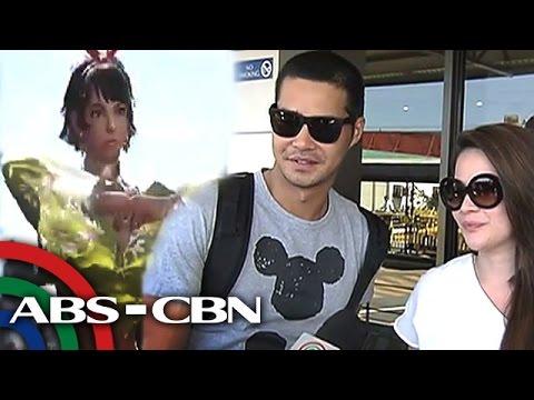 TV Patrol: Josie Rizal, bagong Pinoy Tekken character; Bea Alonzo, proud kay Zanjoe sa 'Dream Dad'