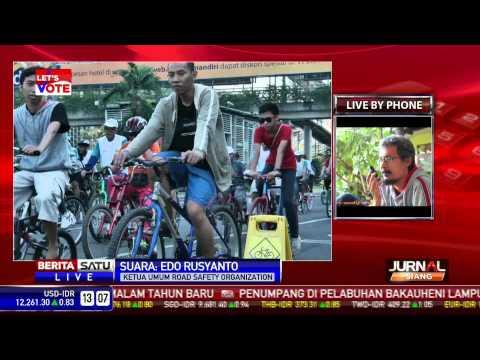 Dialog: Menanti Jalur Sepeda