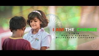 I am the change | Telugu short film | Independence day special | - YOUTUBE