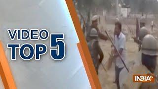 Video Top 5   February 14, 2019 - INDIATV