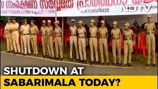 Sabarimala Set To Open For All Women Today, Kerala On Edge - NDTV
