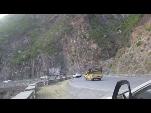 coming down from Swat to Malakand