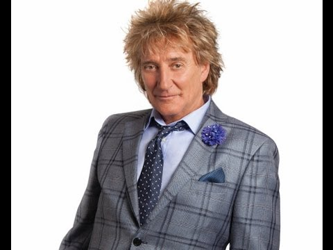 Rod Stewart - What A Wonderful World ft. Stevie Wonder