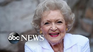'Golden Girl' and everyone's friend Betty White turns 97 - ABCNEWS
