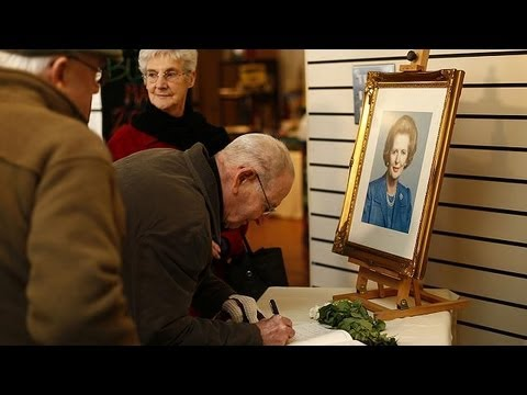 Thatcher's funeral set for April 17
