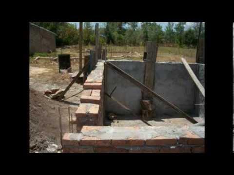 Construcci n de un estanque parte 1 elacuariodulce for Como hacer un criadero de peces