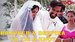 Ranveer Singh & Deepika Padukone CONFIRM their wedding date - ZOOMDEKHO