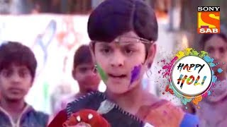 Baalveer Learns About Holi Celebration | Baalveer | Holi Special - SABTV