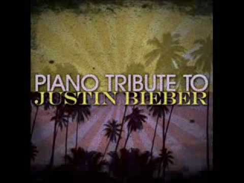Eenie Meenie - Justin Bieber & Sean Kingston Piano Tribute