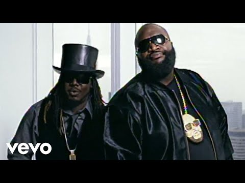 Rick Ross The Boss ft. T Pain