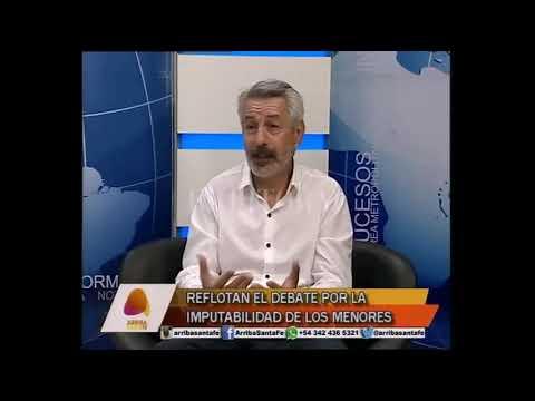 REFLOTAN EL DEBATE POR LA IMPUTABILIDAD DE LOS MENORES