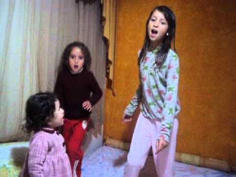 Nicolli-Duda-Vivi (Dançando Paula fernandes)