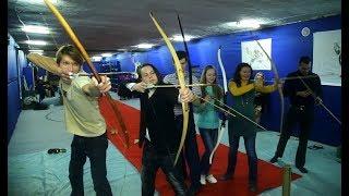 Стрельба из лука секция, тир, охота archery kiev - лучник