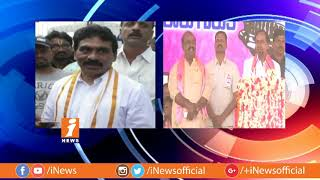 KCR Strong Counter To Lagadapati Rajagopal | Over His Survey On Telangana Elections | iNews - INEWS