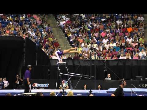 Anna Li - Bars - 2012 Visa Championships - Sr Women - Day 2