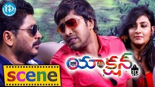 Action 3D Movie Scenes - Allari Naresh And His Friends Visit Goa || Sneha Ullal || Neelam Upadhyay - IDREAMMOVIES