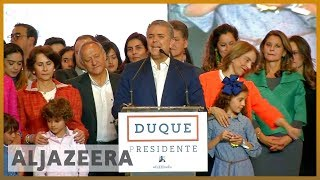 🇨🇴 Uncertainty for FARC peace deal as Ivan Duque wins in Colombia | Al Jazeera English - ALJAZEERAENGLISH