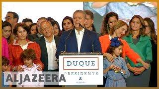 🇨🇴 Uncertainty for FARC peace deal as Ivan Duque wins in Colombia | Al Jazeera English - ALJAZEERAENGLISH