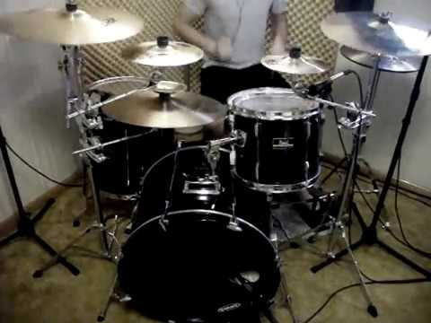 Attack Attack! - The Peoples Elbow Drum Cover (Studio Quality)